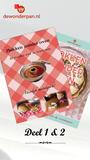"""10 Receptenboekjes """"Bakken zonder oven"""" Deel 1+2_"""