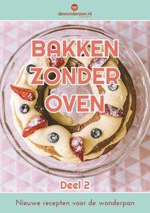 """010 Receptenboekje - e-book - """"Bakken zonder oven"""" - deel 2"""